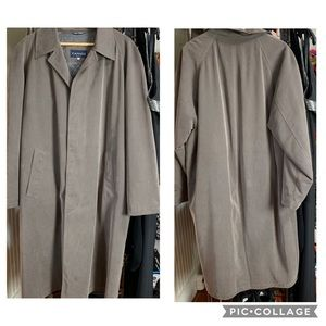 Canali Men's Trench Coat Made in Italy